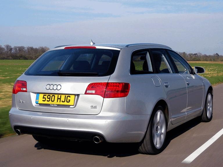 2005 Audi A6 Avant 4.2 Quattro - UK version 386711