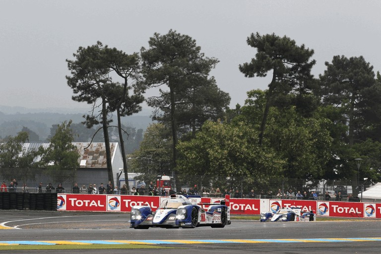 2013 Toyota TS030 Hybrid - Le Mans 24 Hours test day 387867