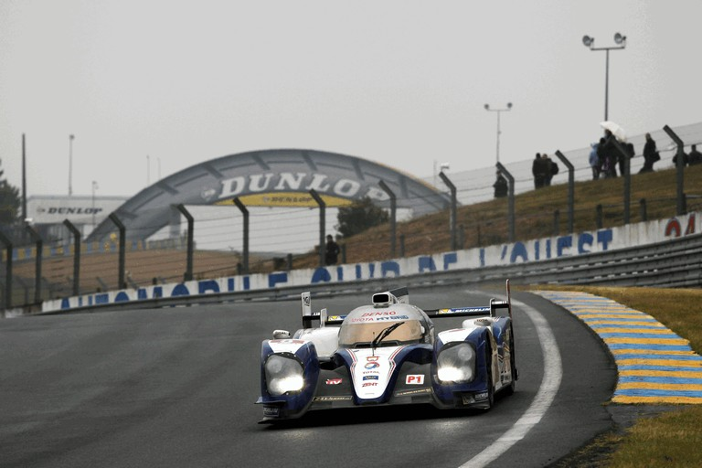 2013 Toyota TS030 Hybrid - Le Mans 24 Hours test day 387876