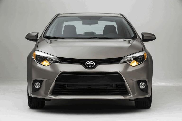 2013 Toyota Corolla LE Eco - USA version 387887