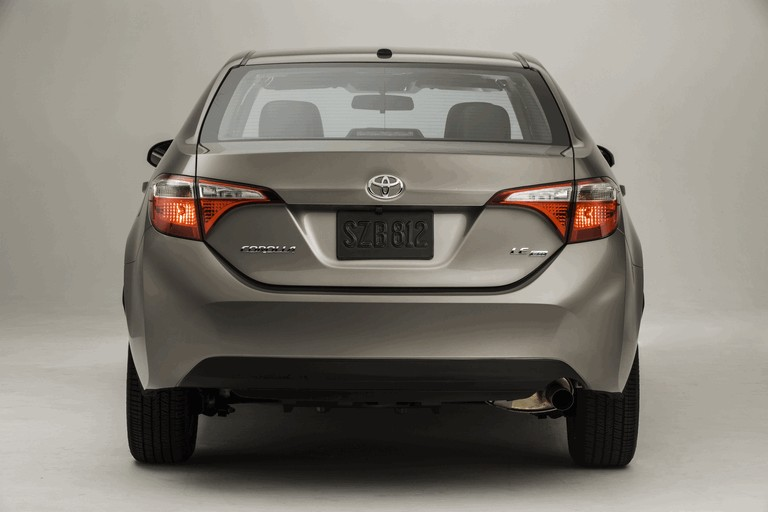 2013 Toyota Corolla LE Eco - USA version 387889