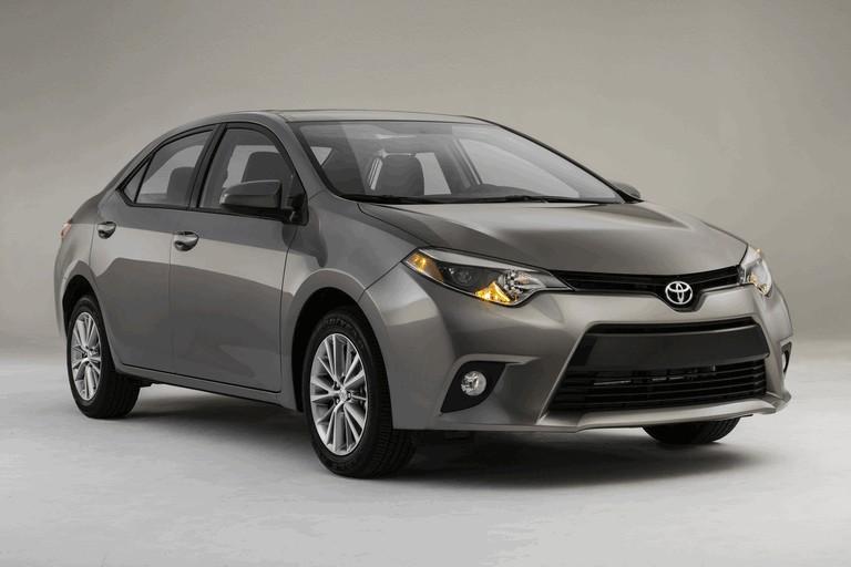2013 Toyota Corolla LE Eco - USA version 387890
