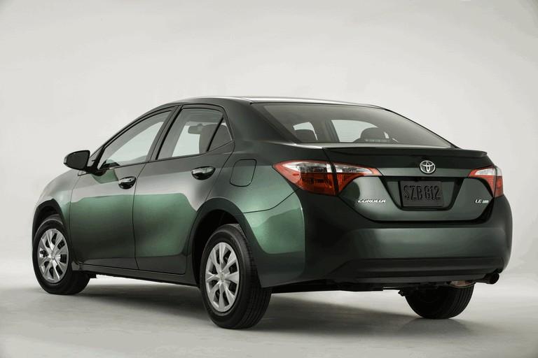 2013 Toyota Corolla LE Eco - USA version 387891