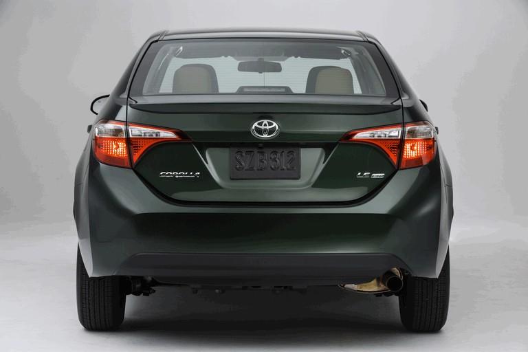 2013 Toyota Corolla LE Eco - USA version 387892