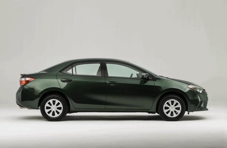 2013 Toyota Corolla LE Eco - USA version 387893