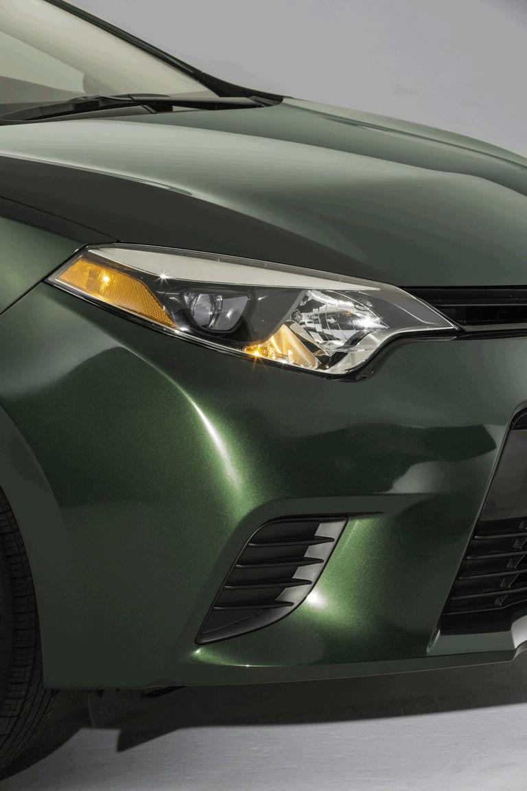 2013 Toyota Corolla LE Eco - USA version 387895