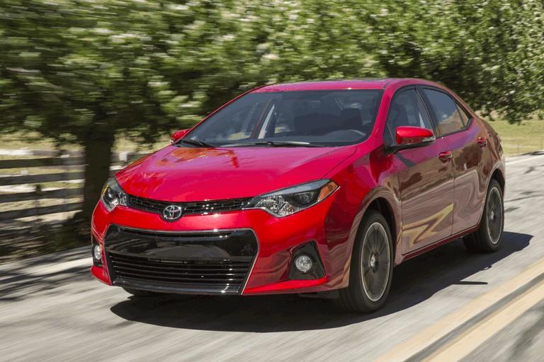 2013 Toyota Corolla S - USA version 387901