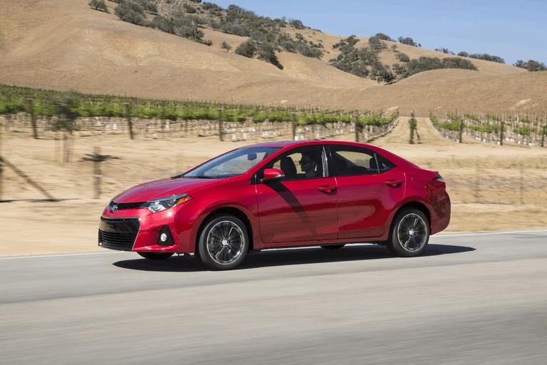 2013 Toyota Corolla S - USA version 387905
