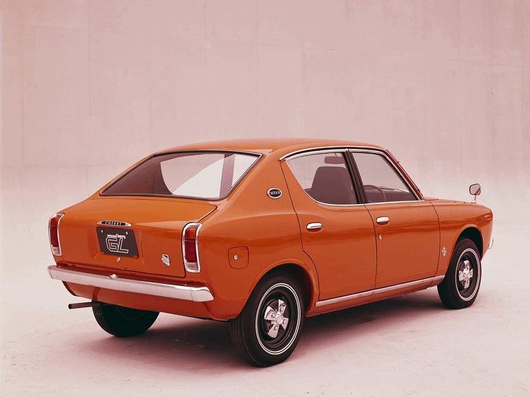 1970 Nissan Cherry ( E10 ) GL 4-door sedan 388353