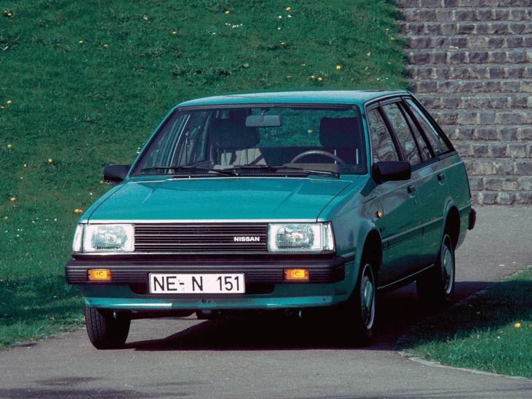 1981 Nissan Sunny ( B11 ) California - Europe version 388375
