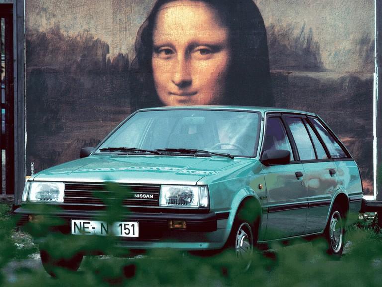 1981 Nissan Sunny ( B11 ) California - Europe version 388376