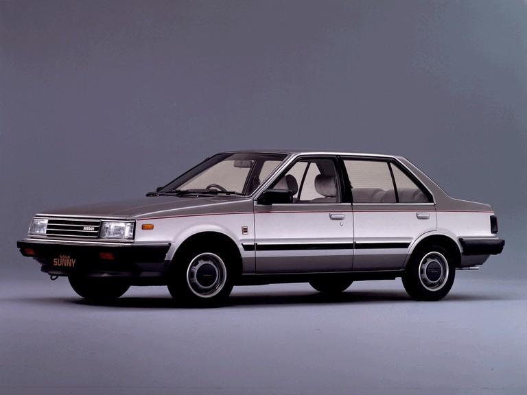 1981 Nissan Sunny ( B11 ) sedan 1.5 SGL 388382