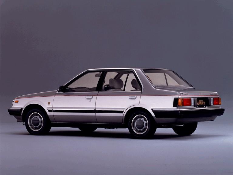 1981 Nissan Sunny ( B11 ) sedan 1.5 SGL 388383