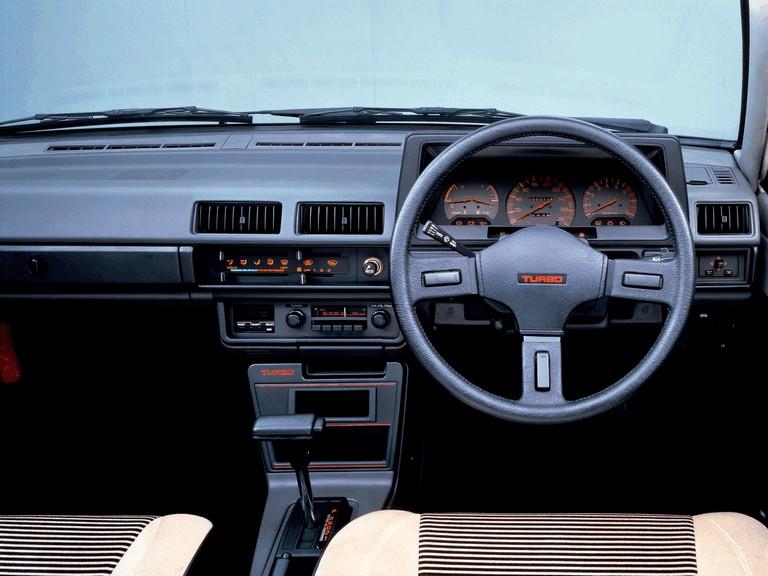 1982 Nissan Sunny ( B11 ) Turbo Leprix sedan 388388