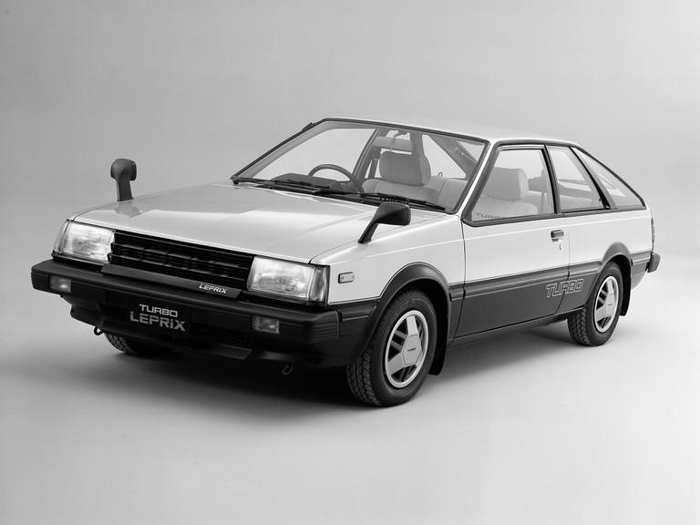 1983 Nissan Sunny ( B11 ) Turbo Leprix coupé 388405