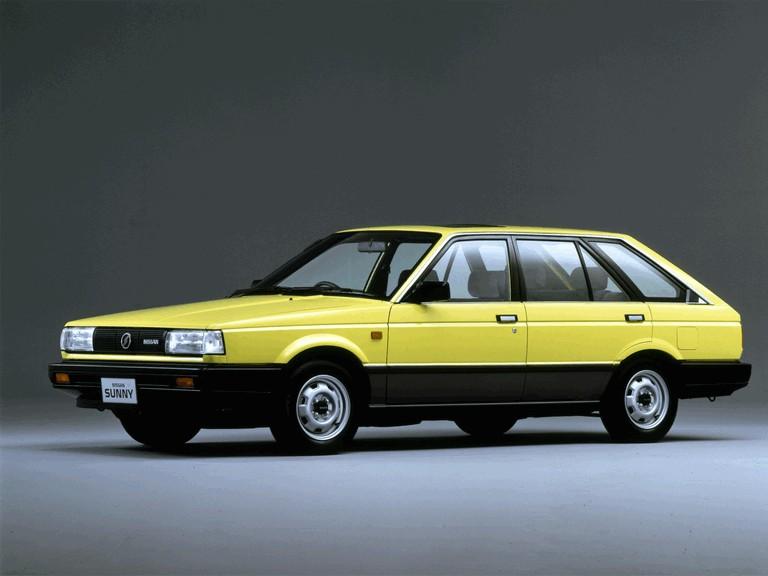 1985 Nissan Sunny ( B12 ) California 1.5 SGL 388408