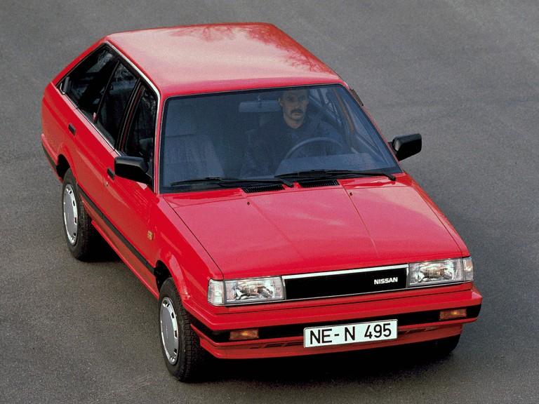 1985 Nissan Sunny ( B12 ) California 1.6 SLX 4x4 - Europe version 388410