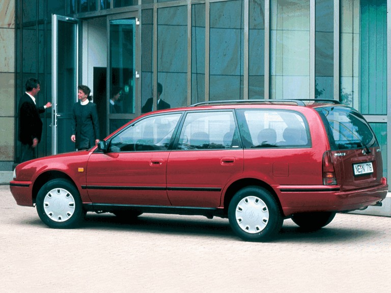 1990 Nissan Sunny ( Y10 ) Traveller 388425