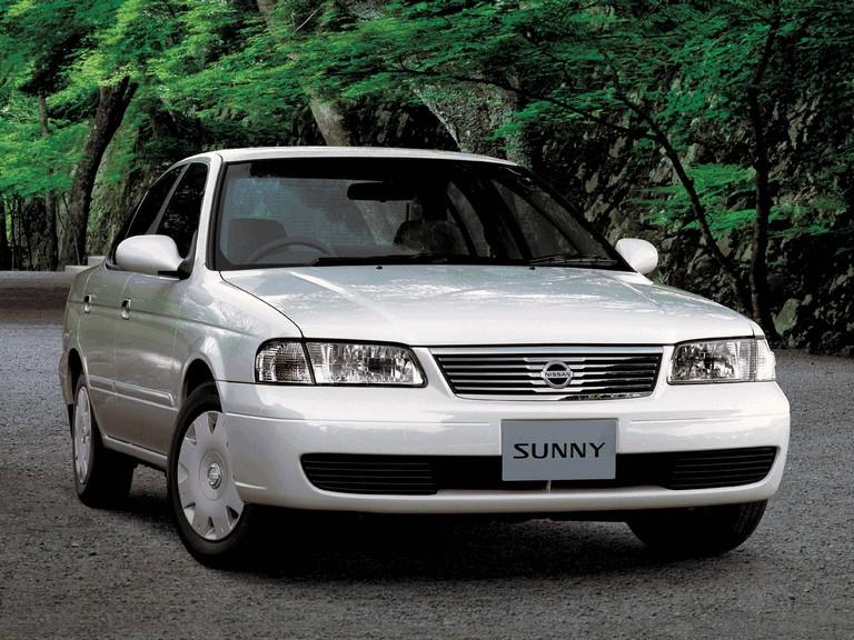 2002 Nissan Sunny ( B15 ) 388442