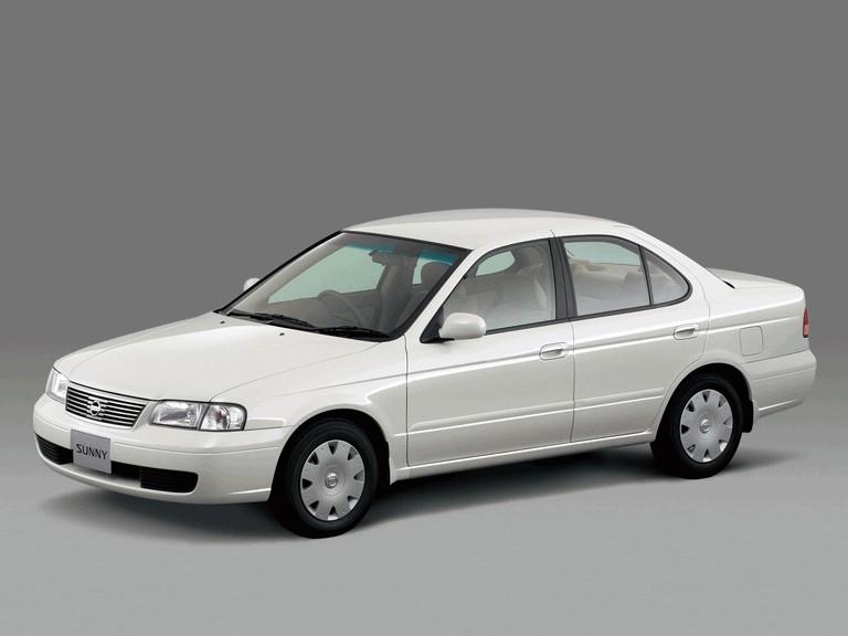 2002 Nissan Sunny ( B15 ) 388443