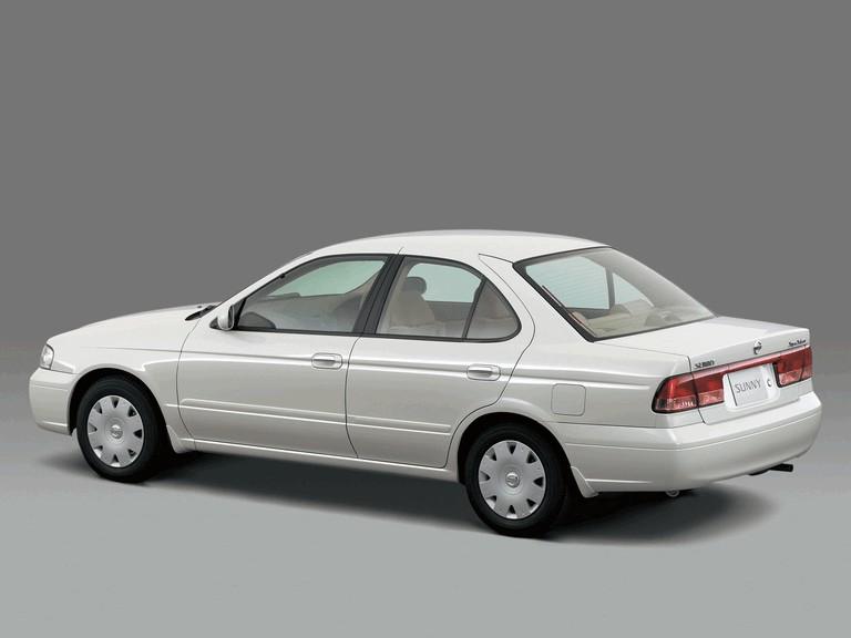 2002 Nissan Sunny ( B15 ) 388444