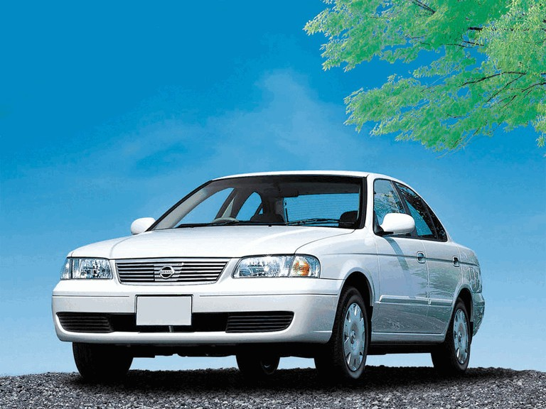 2002 Nissan Sunny ( B15 ) 388445