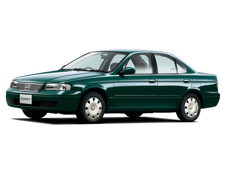 2002 Nissan Sunny ( B15 ) 388446
