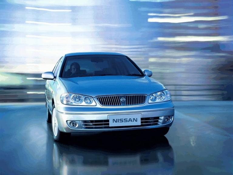 2003 Nissan Sunny ( N16 ) 388449