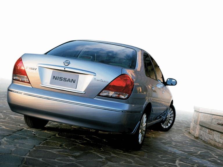 2003 Nissan Sunny ( N16 ) 388450