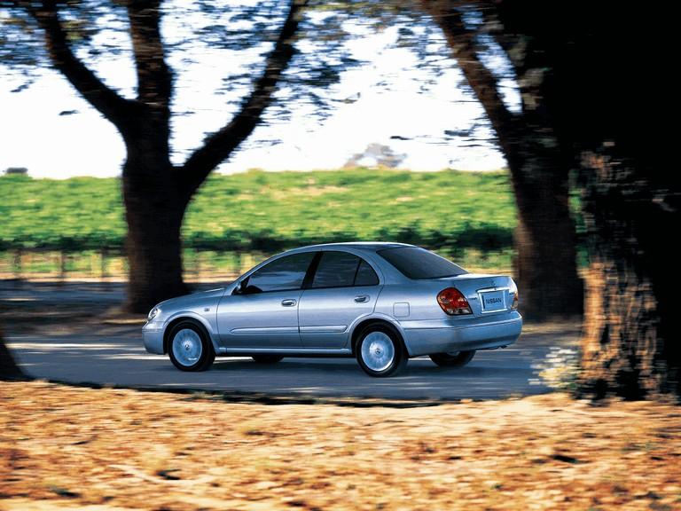 2003 Nissan Sunny ( N16 ) 388452