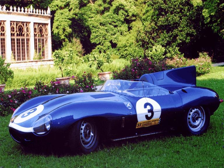 1974 Jaguar D-Type Lynx 389354