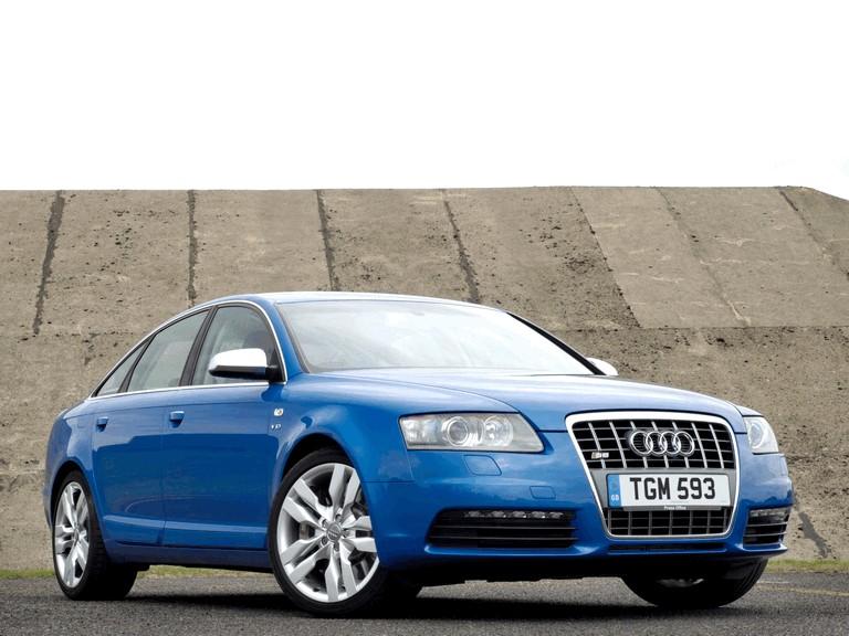 2006 Audi S6 - UK version 389375