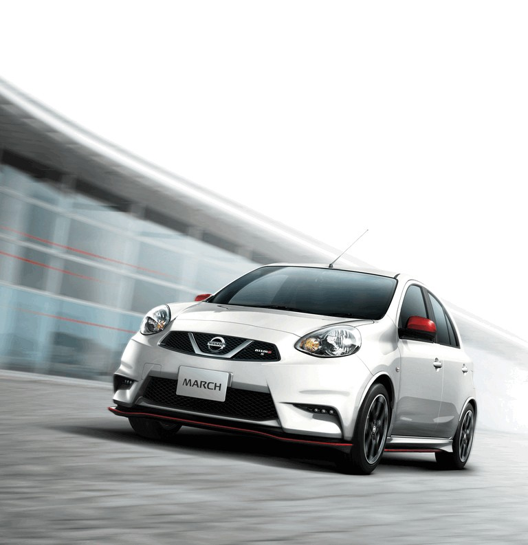 2013 Nissan March ( K13 ) Nismo S 389464