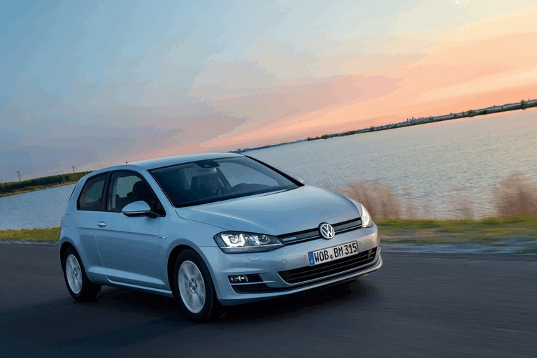 2013 Volkswagen Golf ( VII ) TDI BlueMotion 389501