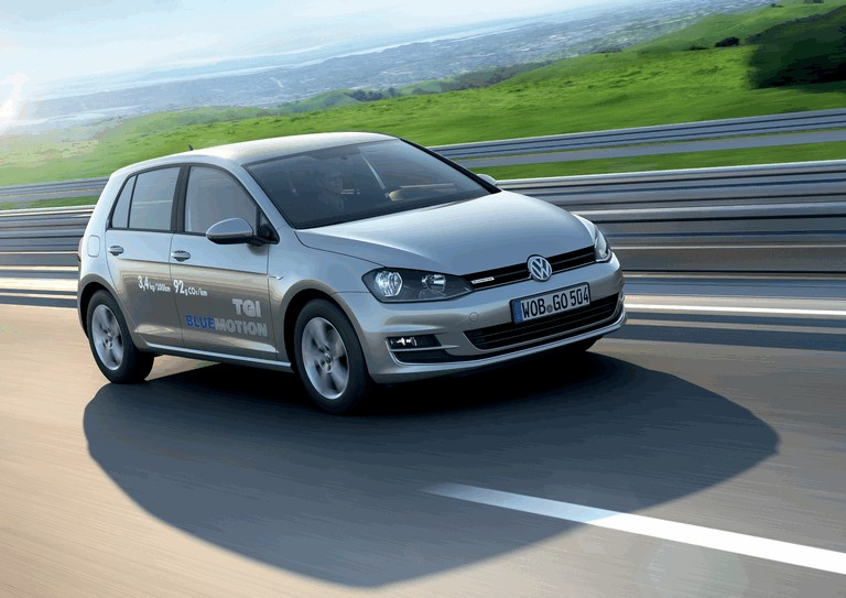 2013 Volkswagen Golf ( VII ) TDI BlueMotion 389504