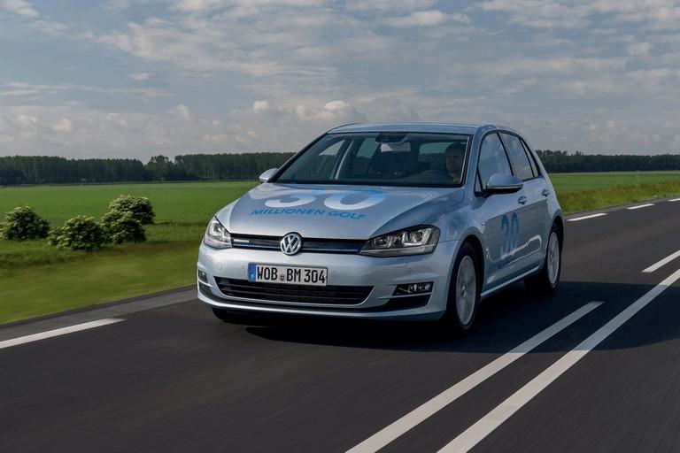 2013 Volkswagen Golf ( VII ) TDI BlueMotion 389505