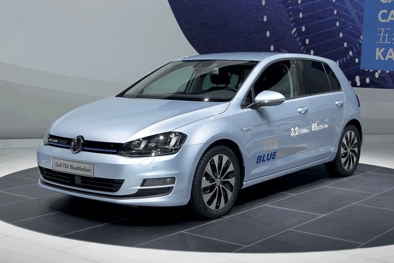 2013 Volkswagen Golf ( VII ) TDI BlueMotion 389515