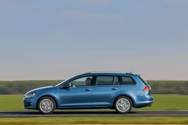 2013 Volkswagen Golf ( VII ) Variant 389525