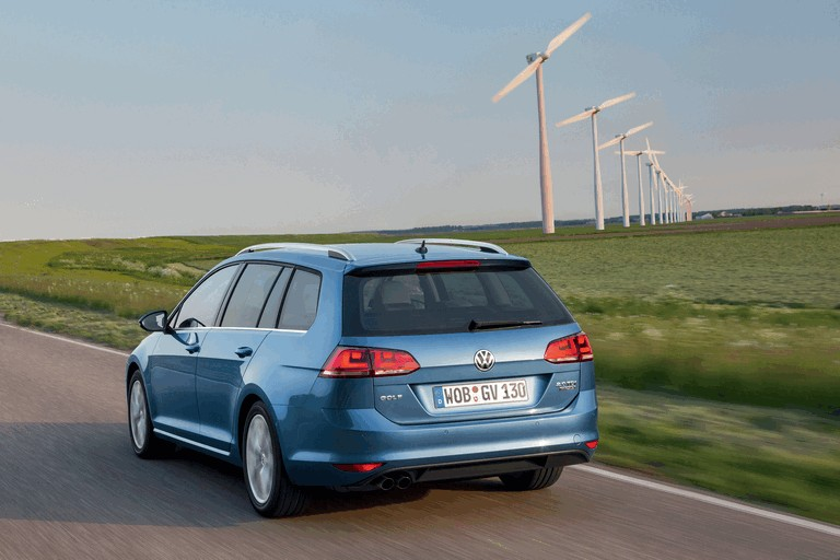 2013 Volkswagen Golf ( VII ) Variant 389526