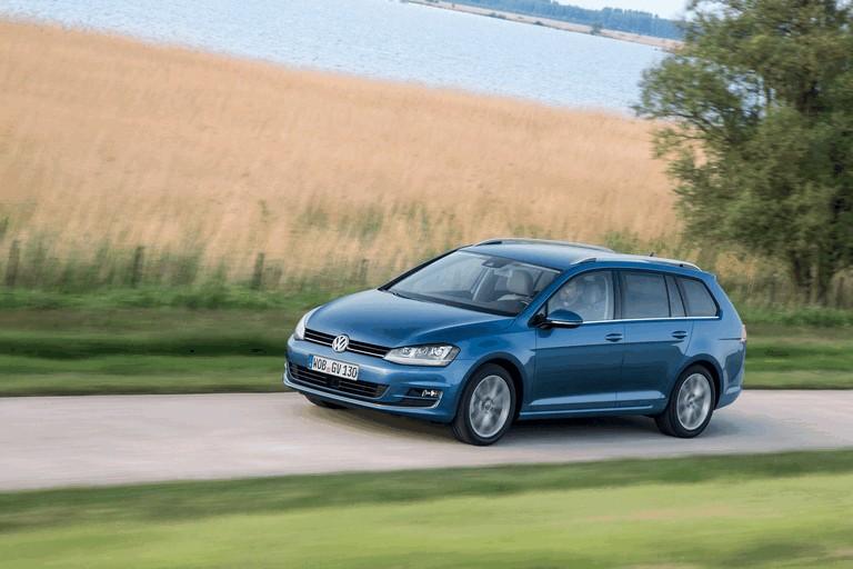 2013 Volkswagen Golf ( VII ) Variant 389529