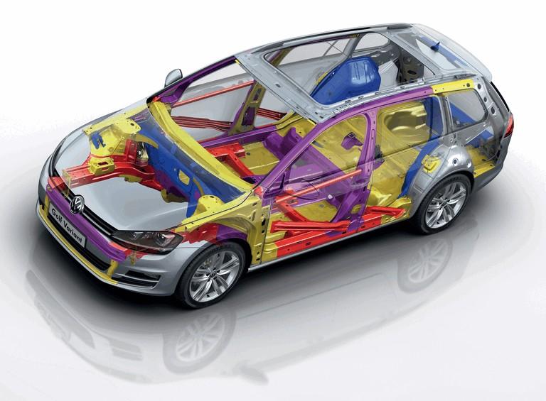 2013 Volkswagen Golf ( VII ) Variant 389538
