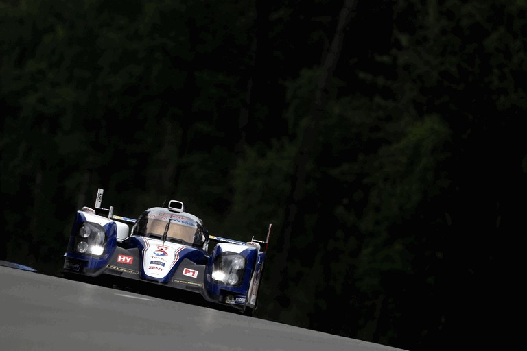 2013 Toyota TS030 Hybrid - Le Mans 24 Hours practice 389888
