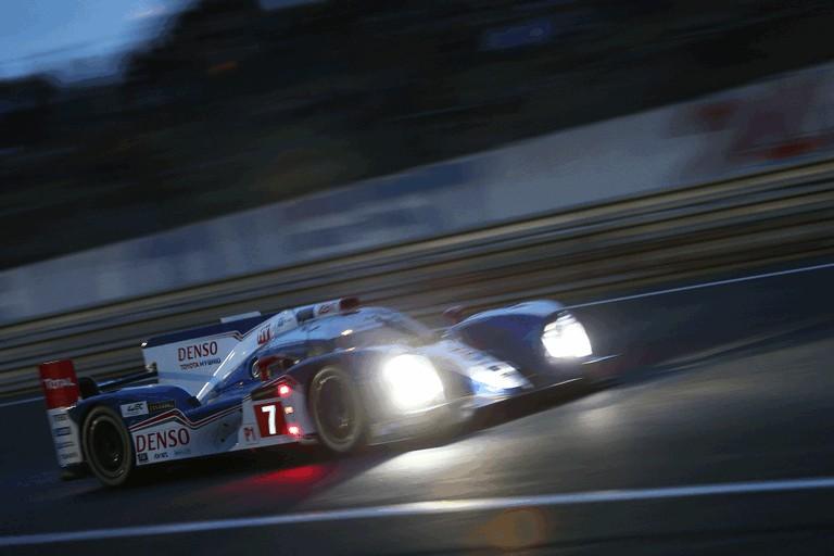 2013 Toyota TS030 Hybrid - Le Mans 24 Hours qualifying 389901