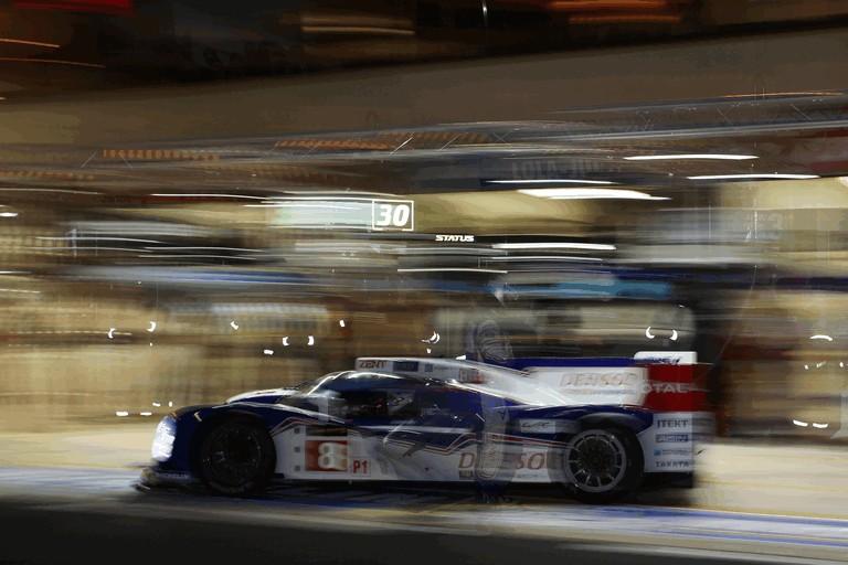 2013 Toyota TS030 Hybrid - Le Mans 24 Hours qualifying 389903