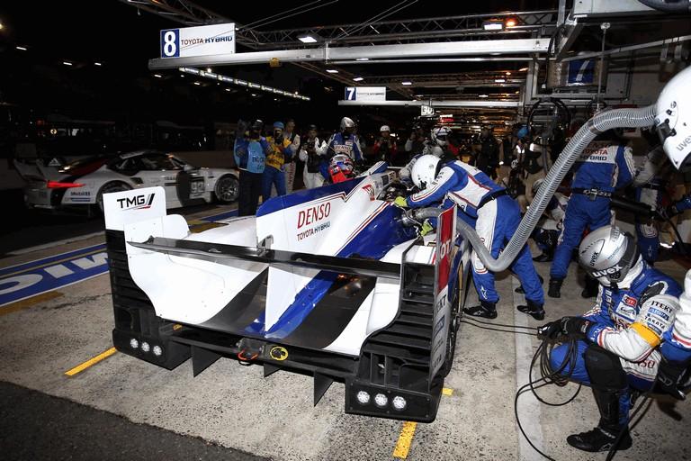 2013 Toyota TS030 Hybrid - Le Mans 24 Hours qualifying 389904
