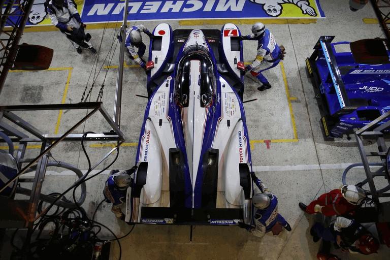 2013 Toyota TS030 Hybrid - Le Mans 24 Hours qualifying 389906