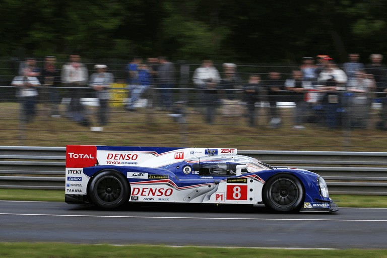 2013 Toyota TS030 Hybrid - Le Mans 24 Hours qualifying 389907