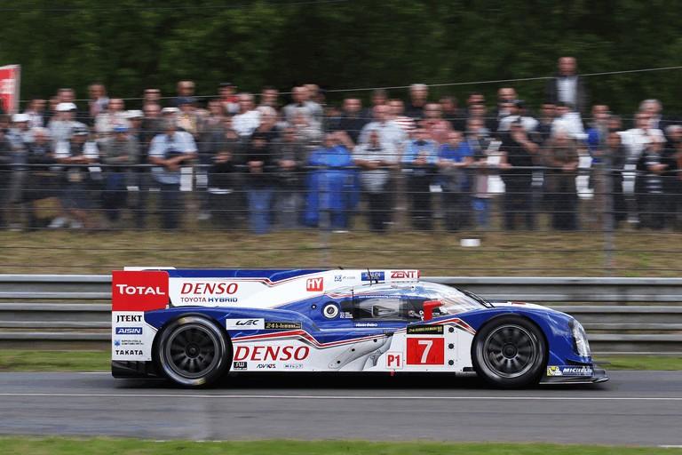 2013 Toyota TS030 Hybrid - Le Mans 24 Hours qualifying 389908