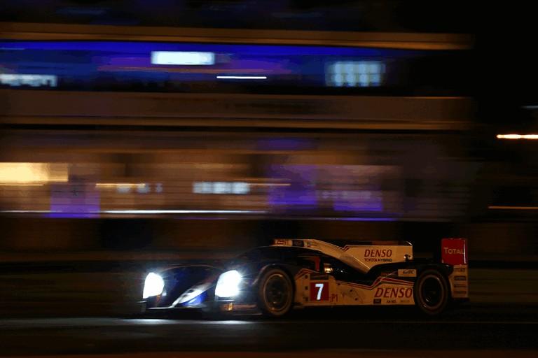 2013 Toyota TS030 Hybrid - Le Mans 24 Hours qualifying 389921