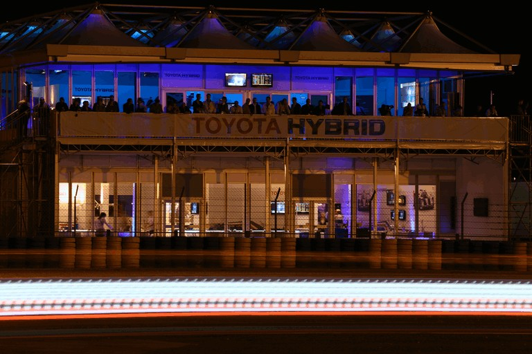2013 Toyota TS030 Hybrid - Le Mans 24 Hours qualifying 389922